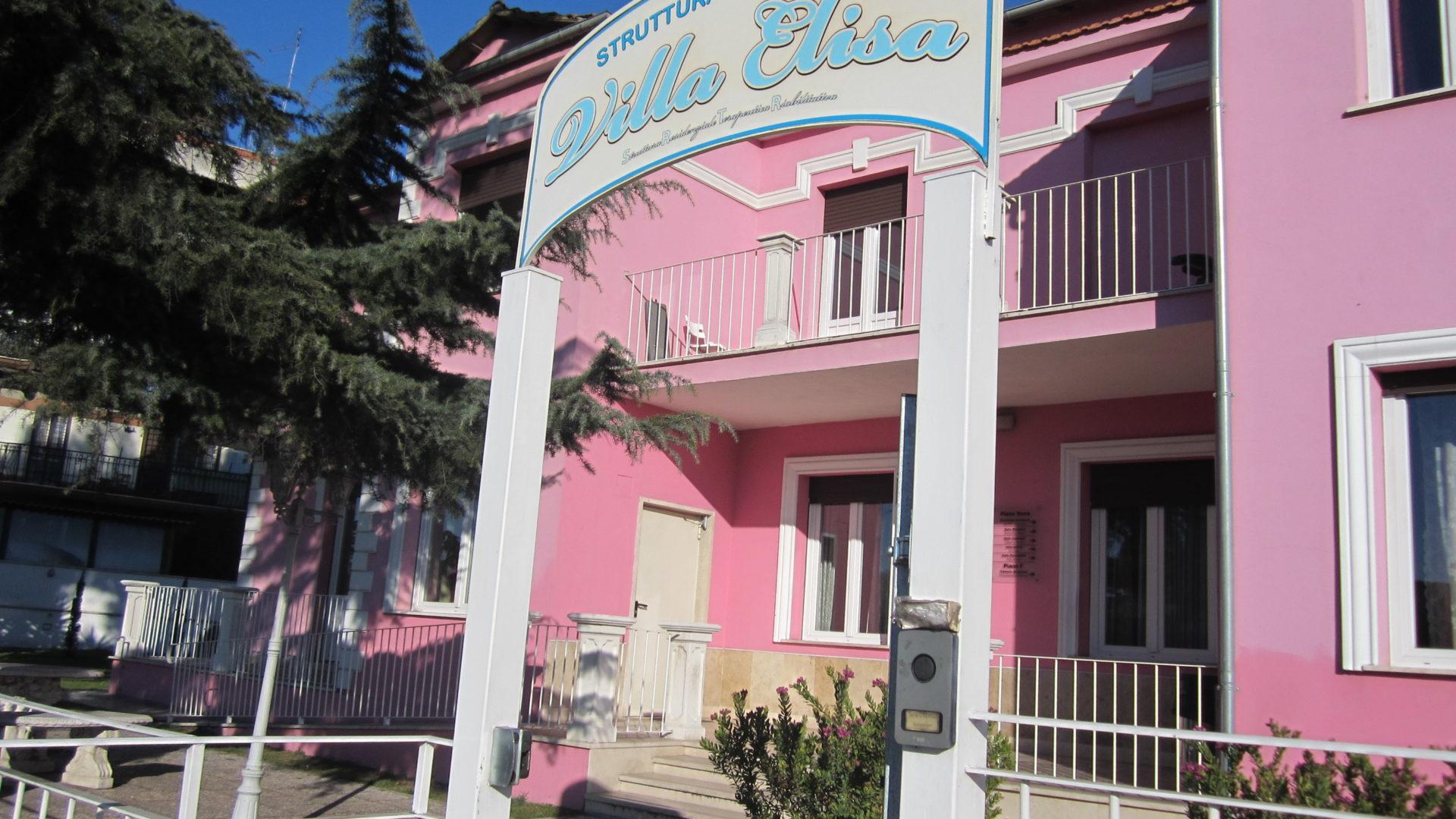 Villa Elisa Srtr